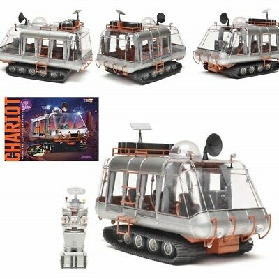 MOEBIUS Lost In Space Chariot 1/24 Model Kit with Robot B-9 / YM3 18LPL10