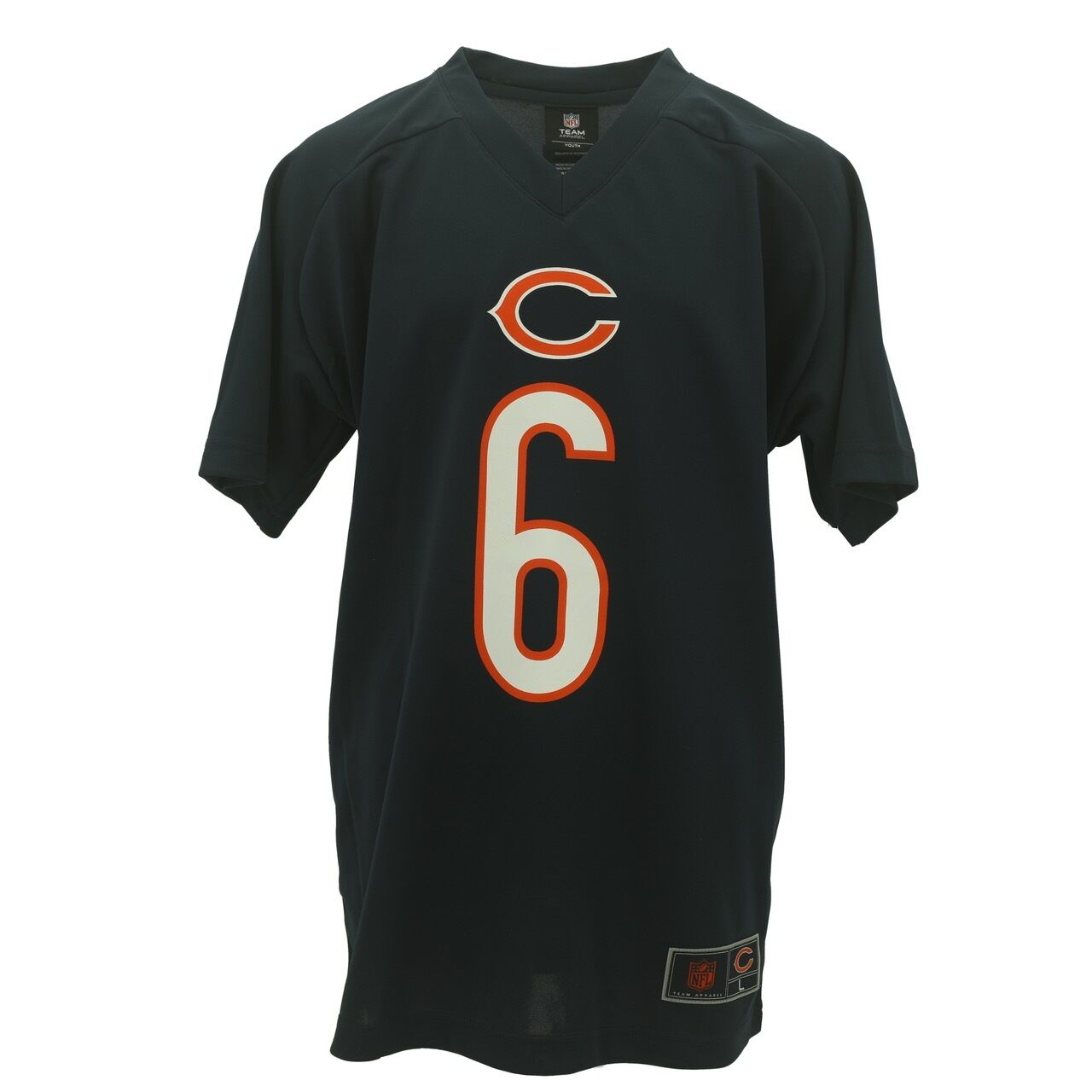 Chicago Bears Jay Cutler NFL Kids Youth Size Jersey Style Athletic Shirt New 0403b4f4bf8