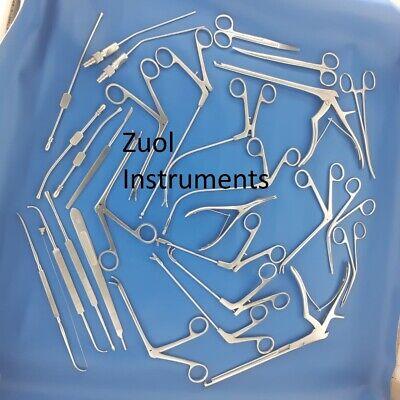 Fess Instruments Set Endoscopic Sinus Surgery Ent Instrument Set German... A