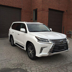 Lexus LX 570 Full // T1 107.990 USD 2018