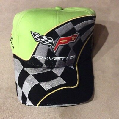 Ultra Rare 2008 Corvette Indianapolis 500 Indy Pace Car Official Hat Nwt