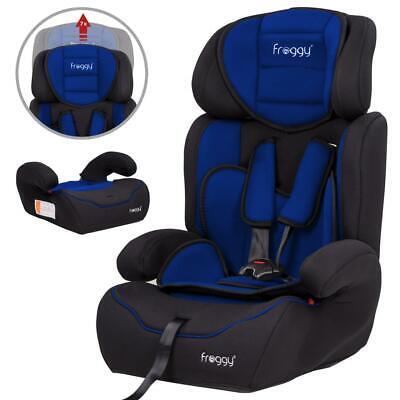 Autokindersitz Autositz Autokindersitze Kinderautositz 9-36 kg Gruppe 1+2+3 Blau