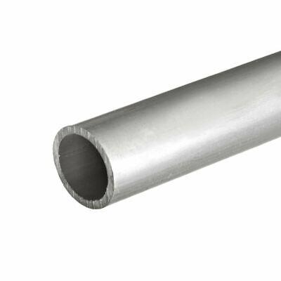 6061-t6 Aluminum Round Tube 2-12 Od X 316 Wall X 24 Long Seamless