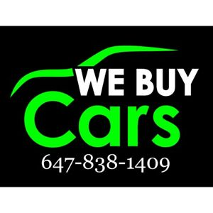 $$CASH$$MONEY FOR UR SCRAP CARS| USED CARS ☎️6478381409