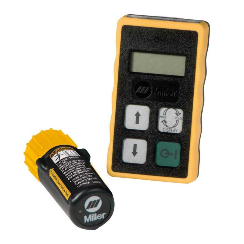 Miller 300430 Wireless Remote Hand Control with 14-Pin Receiver