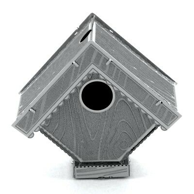 Metal Earth - Bird House 3D Metal Model kit/Fascinations Inc