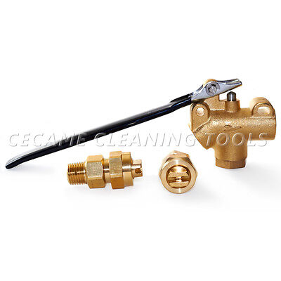Tee Jets 11002 Angle Valve 14 Combo Pack Carpet Cleaning Truckmount Extractor