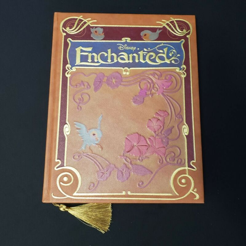 Disney Parks Enchanted StoryBook Replica Journal Notebook Giselle