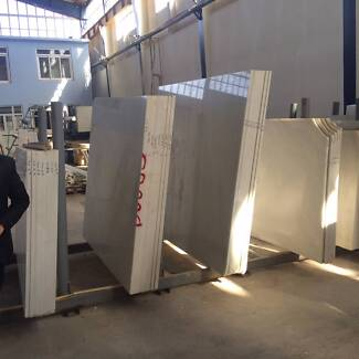 Caspian White Pearl Marble Carrum Downs Frankston Area Preview