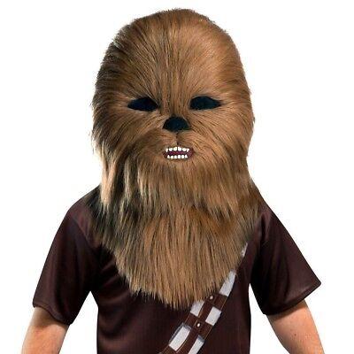Rubies Star Wars Chewbacca Head Mask Maskimal Costume Party Halloween Adult Teen](Halloween Party Teen)