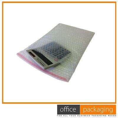 Clear Bubble Wrap Pouches Peel And Seal Flap Mailing Envelopes 280x360mm 600 Pcs