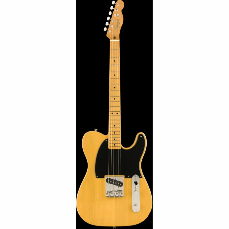 SQUIER FSR Classic Vibe '50s ESQUIRE,Maple Fingerboard,Butterscotch Blonde