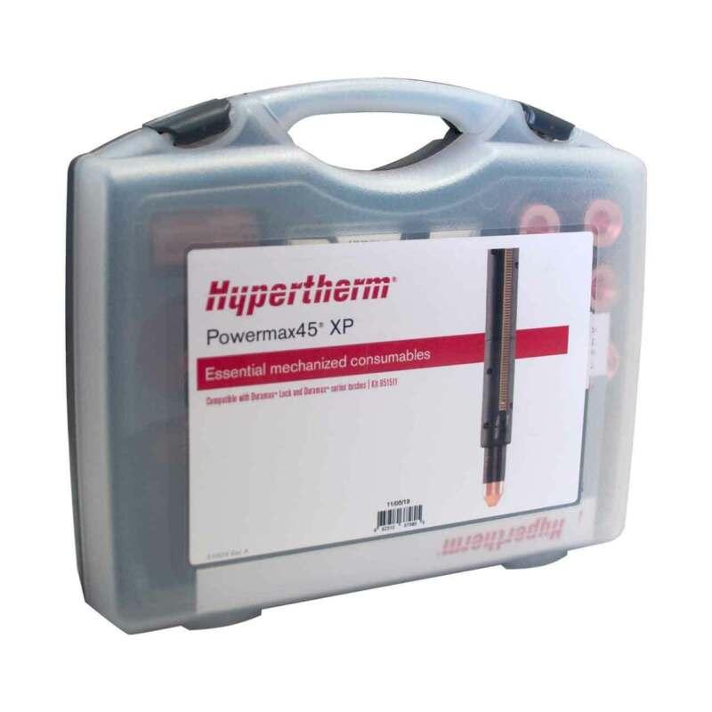 Hypertherm 851511 Consumable Kit Powermax45 XP Essential Mechanized 45 A Cutting