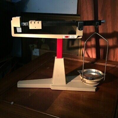 Ohaus Cent-o-gram 311 Triple Beam Balance Scale Physic Lab Equipment