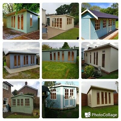 Summer house , home office , bespoke design service or dep