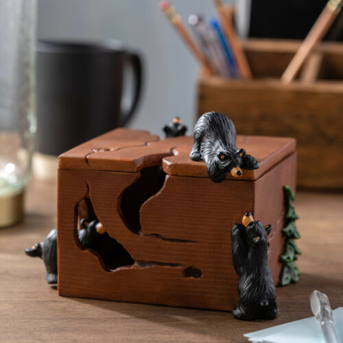 Big Sky Carvers Bearfoots The Bear Box New for 2020