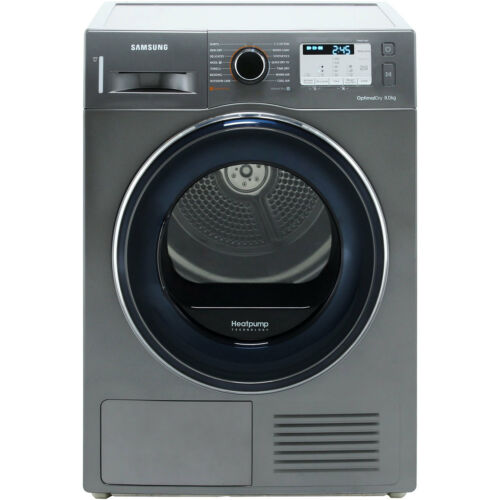 Samsung DV80M50133X A++ Heat Pump Tumble Dryer Heat Pump 8 Kg Graphite