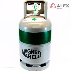Kältemittel R134a 12kg Klimaanlage Magneti Marelli inkl. Flasche