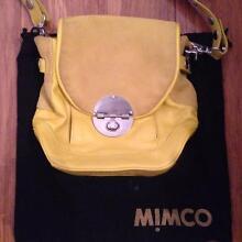 Mimco Turn lock Crossover Body Bag Halls Head Mandurah Area Preview