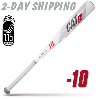 "2019 MARUCCI CAT8 (Cat 8) 28"" / 18 oz. USSSA Travel Bat -MSBC810 *2-DAY SHIP*"