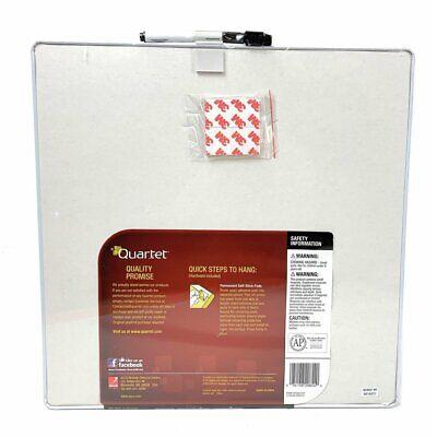 Quartet Magnetic Dry-erase Board Assorted Frameless Tile 14 X 14