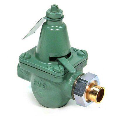 New Taco 329-3 12 Cast Iron Pressure Reducing Valve