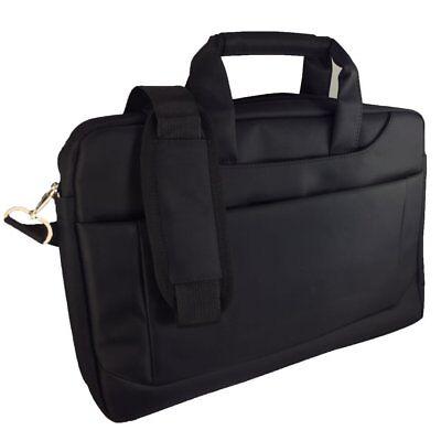 Classic Laptoptasche für HP 17-x078ng Notebooktasche LB Schwarz 4 ()