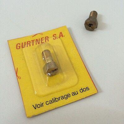 Gicleur GURTNER carburateur MOTOBECANE 41 MBK 51 NEUF jet jato carburetor NOS