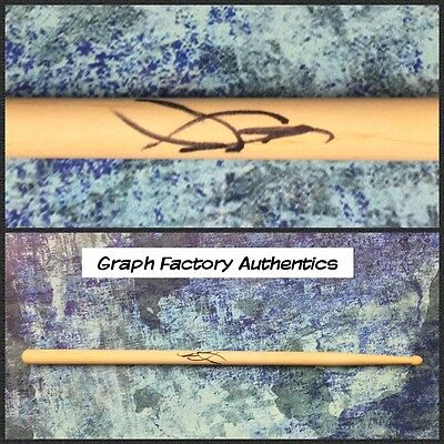 GFA Bad English Drummer * DEEN CASTRONOVO * Signed Autograph Drumstick AD2 COA