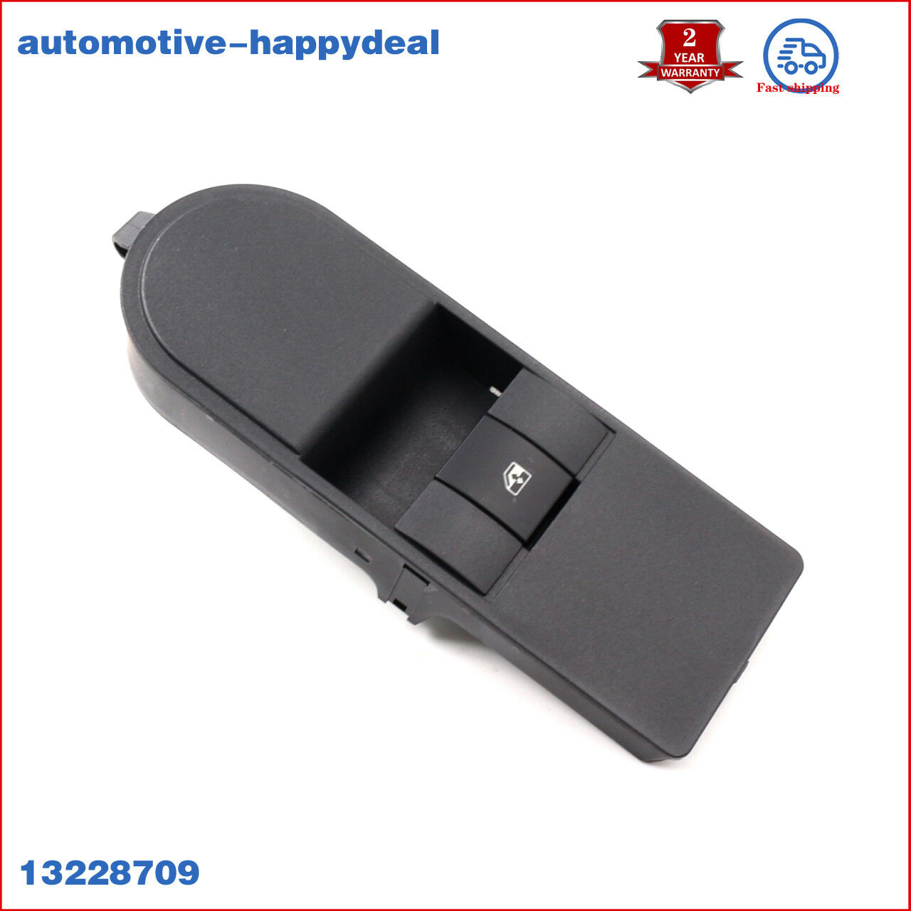 VAUXHALL ASTRA H FRONT PASSENGER SIDE WINDOW SWITCH 2004 TO 2010