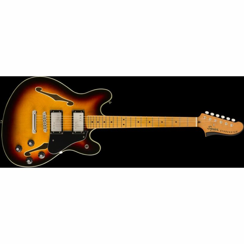 SQUIER Classic Vibe STARCASTER, Maple Fingerbaord, 3-Color Sunburst