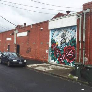 Warehouse Storage or Artist Space - 150sqm Brunswick Brunswick Moreland Area Preview