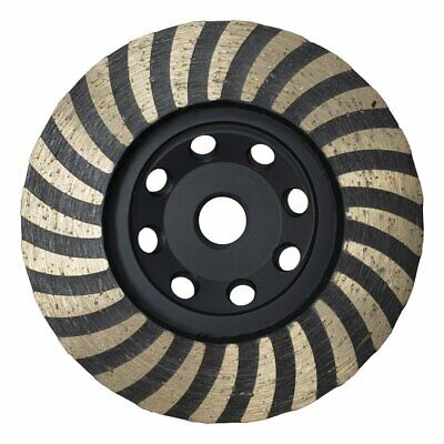 Diamond Grinding Cup Wheel 4 5 For Granite Engineered Stone Concrete