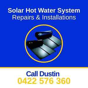 Solar hot water systems & PLUMBER