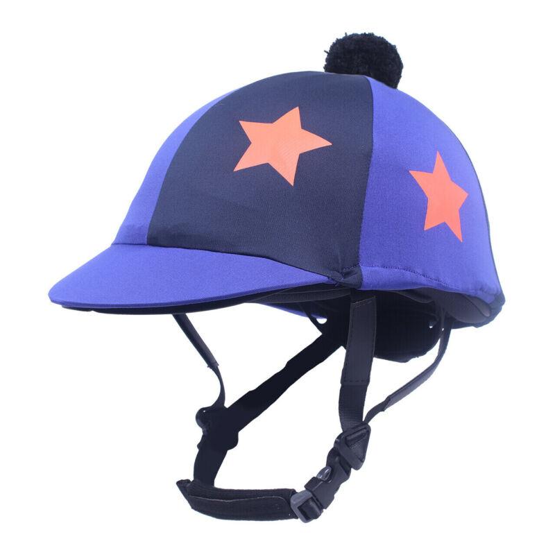 QHP Vegas Helmet Cover - Tangerine  QHP