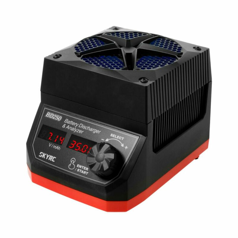 SkyRC BD250 Battery Discharger and Analyzer 250W/35A