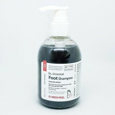 MEDI PEEL Dr. Oriental Foot Shampoo 250g Cleanser Moisturizing Smooth K-Beauty