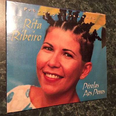 RITA RIBEIRO - Perolas Aos Povos - Brazilian - CD BRAND NEW & FACTORY SEALED, usado comprar usado  Enviando para Brazil