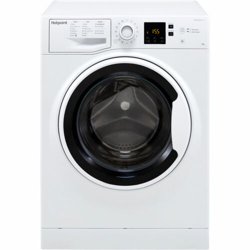Hotpoint NSWA963CWWUK A+++ Rated 9Kg 1600 RPM Washing Machine White New
