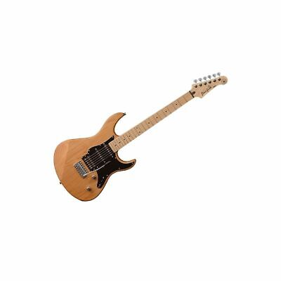 YAMAHA Pacifica 112VMX Yns Guitarra Eléctrica En Amarillo Natural Satén