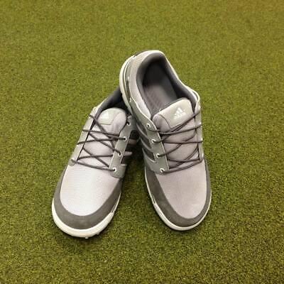 NEW Adidas Greensider Golf Shoes - UK Size 8.5 - US 9 - EU 42 2/3