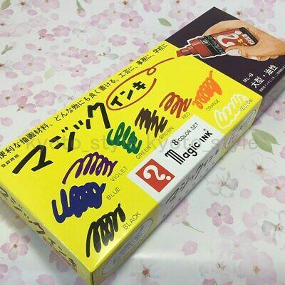 Teranishi B-M700-T1 chemical permanent marker ink Magic No.700 black 10 pieces