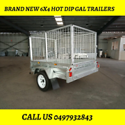 7×5 single axle trailers with top quality Bayswater Knox Area Preview