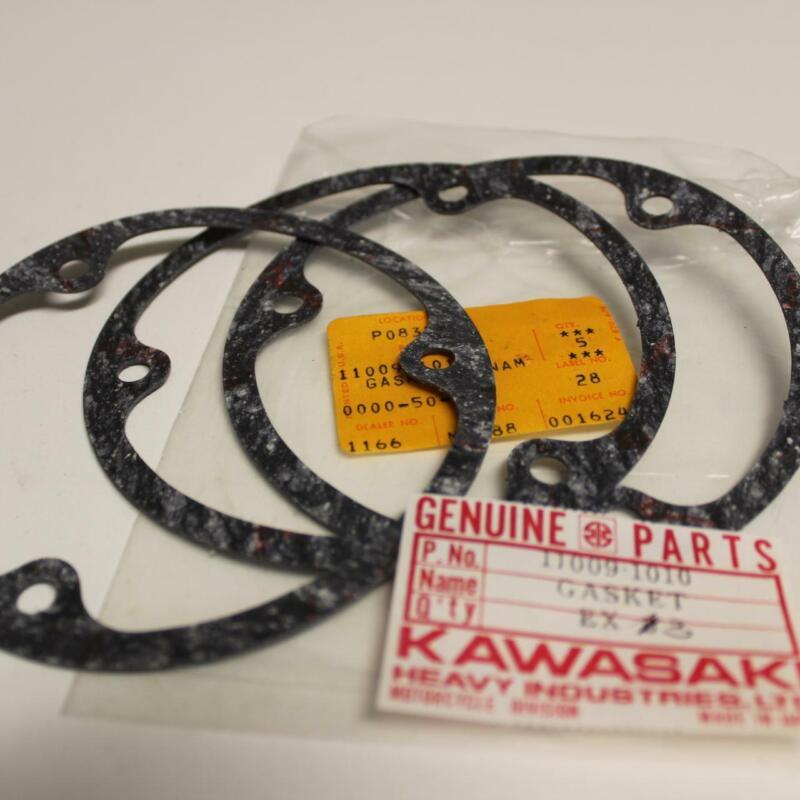 1978-81 KAWASAKI KL250 KL 250 DYNAMO COVER GASKET OEM 11009-1010