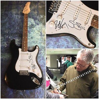 GFA Stephen Stills & Richie * BUFFALO SPRINGFIELD * Signed Electric Guitar COA