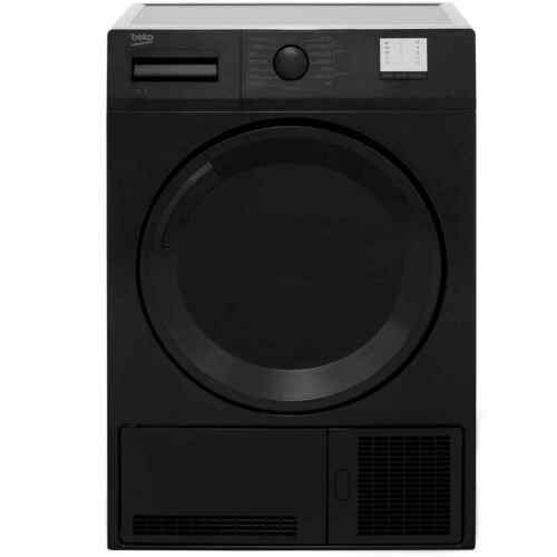 Beko DTGC7000B B Rated 7Kg Condenser Tumble Dryer Black