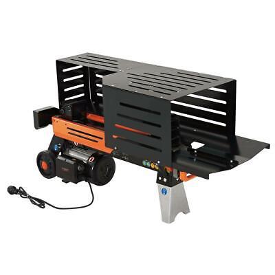 FUXTEC Holzspalter 6,5t Brennholzspalter 230V Langholzspalter Hydraulikspalter