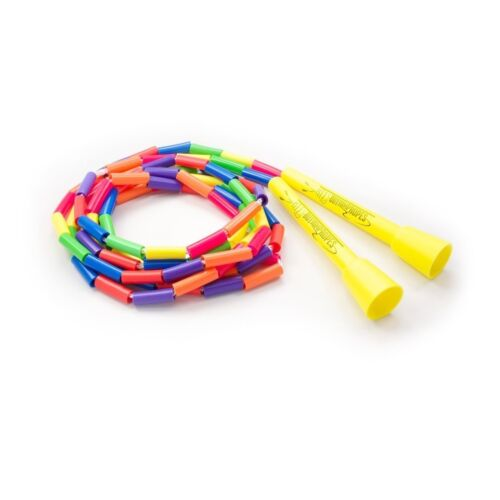 Economy Beaded Jump Rope - Kids, Schools or Playground 7ft-1