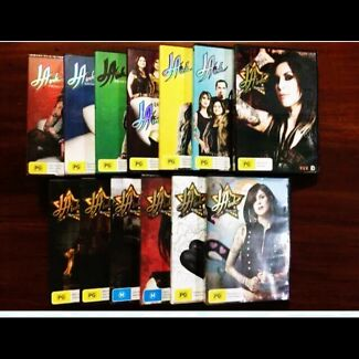 La Ink DVD series set