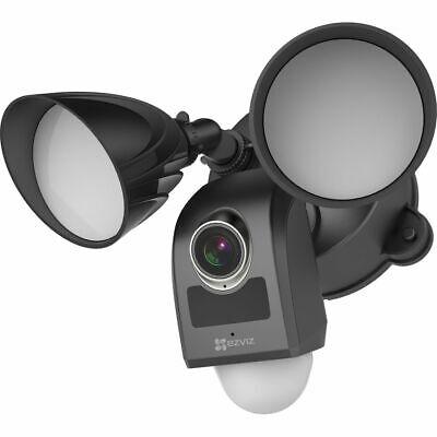 EZVIZ LC1 WiFi Outdoor Floodlight Camera Black